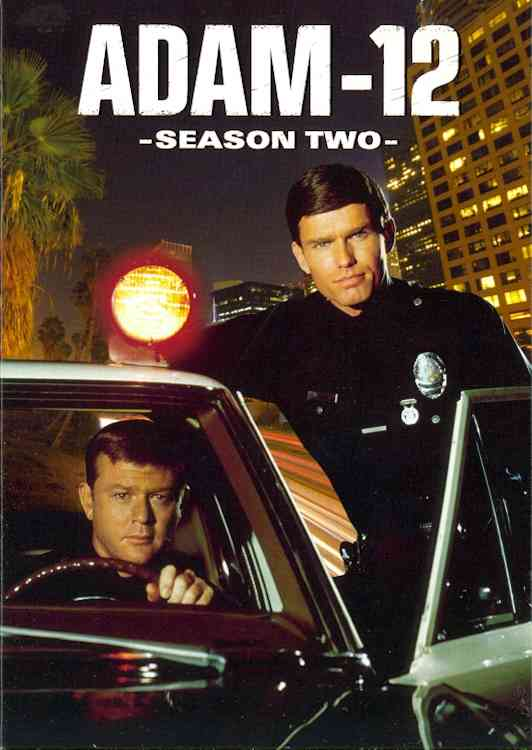 ADAM 12:SEASON TWO BY ADAM 12 (DVD)